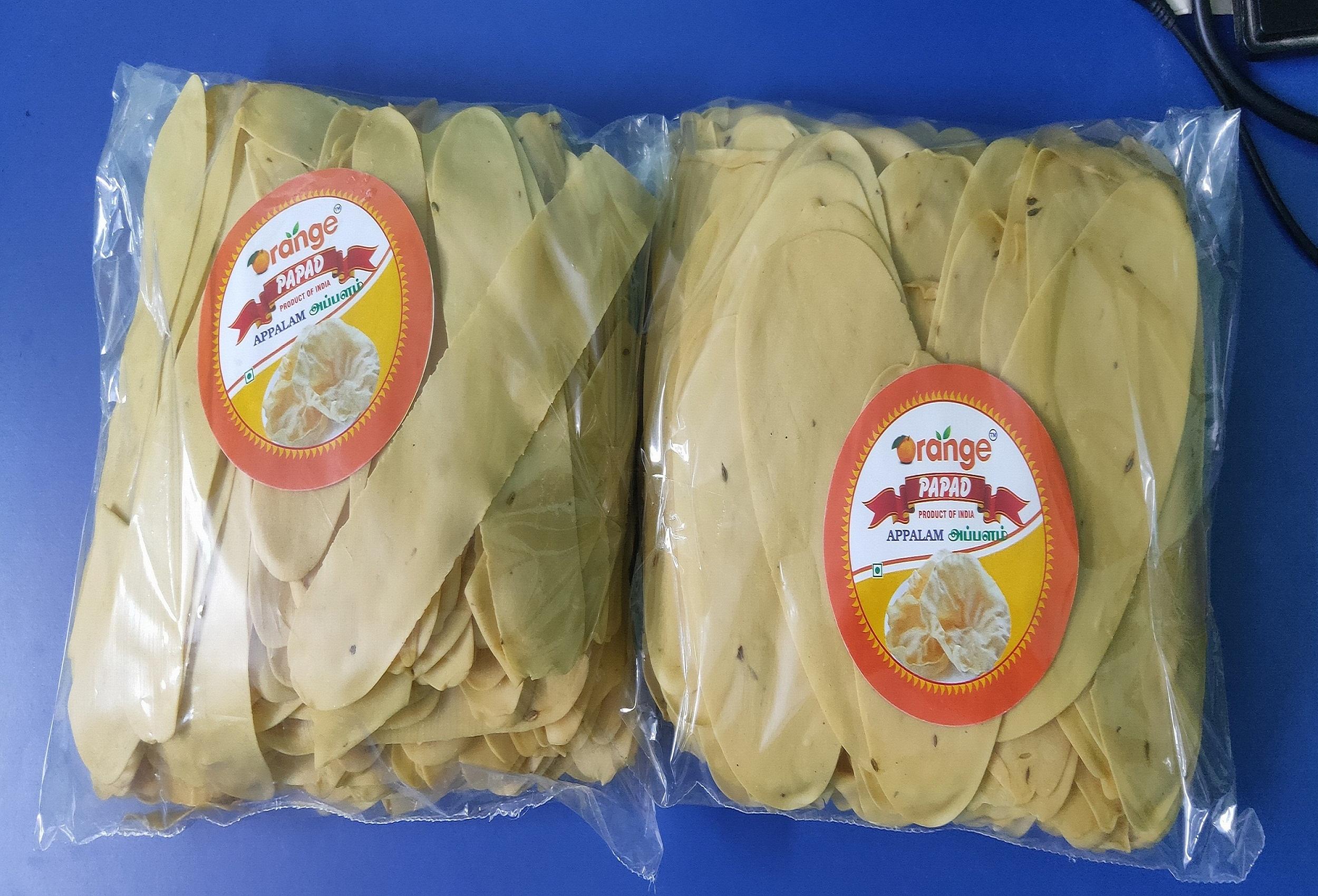 Appalam Poo (Chips)