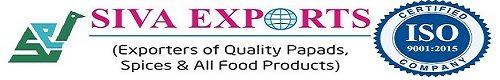 Siva Exports – Best Appalam Papad Manufacturers in Madurai, Tamilnadu, India